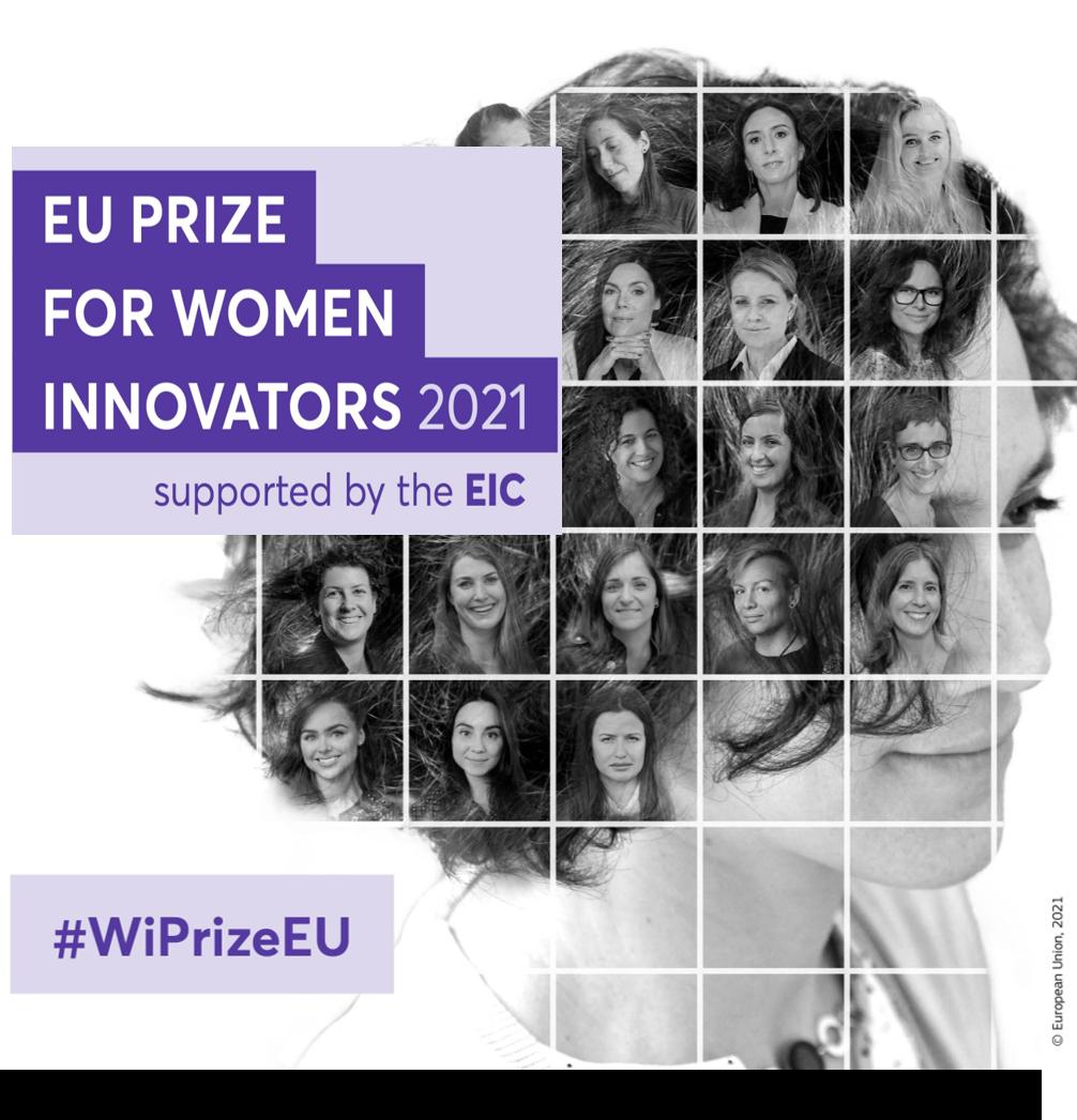 EIC: aperte le candidature per il premo UE per le donne innovatrici